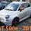 Fiat 500e (electrisch) uit de USA